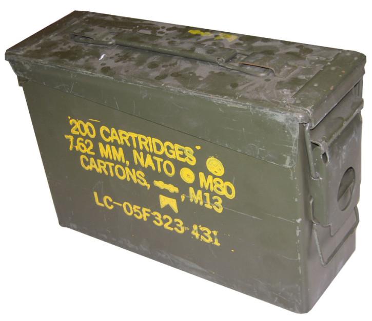 Wasserdichte Army Munitionskiste