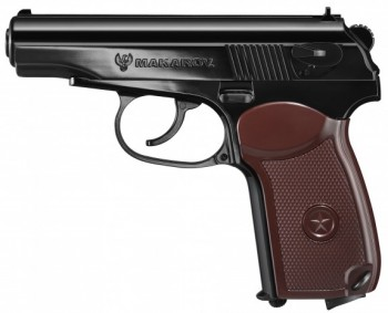 Legends Makarov Pistol cal. 4,5 mm (.177) BB CO2