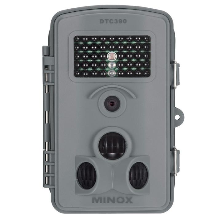 MINOX DTC 390 Wilkamera grau