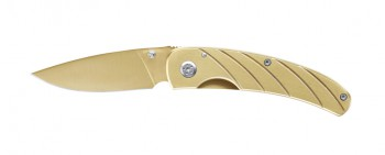 Elite Force EF149 Einhandmesser Gold