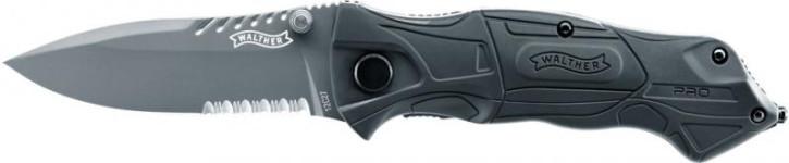 Walther PRO Black Tac Taschenmesser