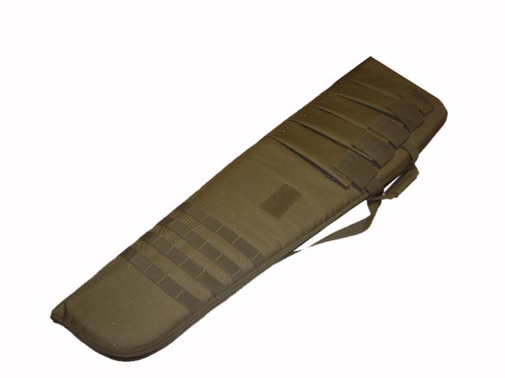 Rifle Case mit Tragegurt oliv 120cm