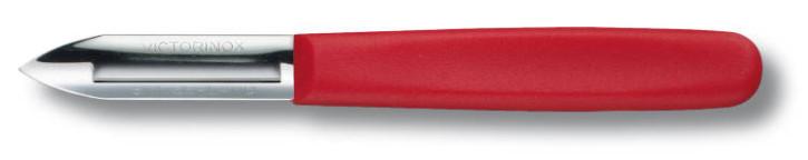 Victorinox Universalschäler Rot (Rechtshänder)