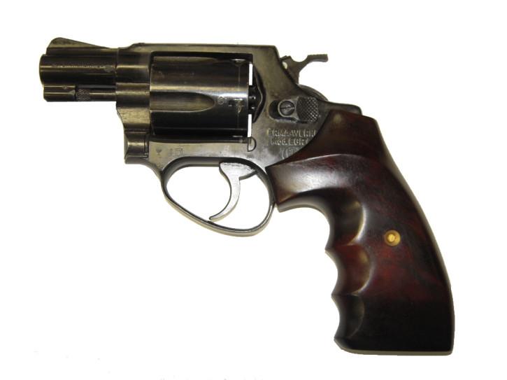 Sammlerrevolver Erma EGR 66, 9mm Signalwaffe