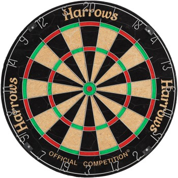 Harrows Official Competition Bristol-Board