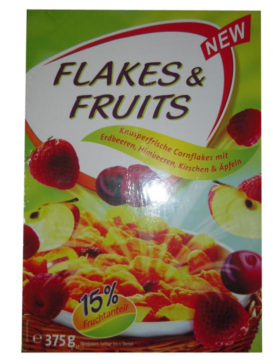Safe (Ausführung: Flakes & Fruits)