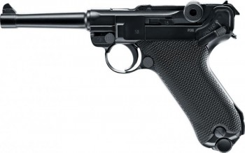 Legends Pistole P.08 Co2 mit Blowback 4,5mm BB