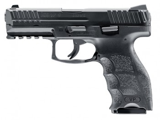 Heckler & Koch VP9 cal. 4,5 mm (.177) BB - schwarz