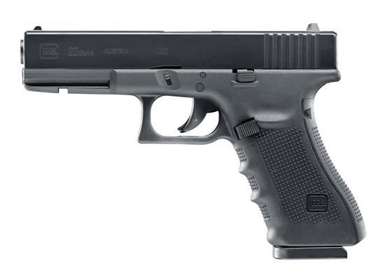 GLOCK 22 Gen4 Luftpistole cal. 4,5 mm (.177) BB