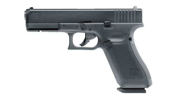 Glock 17 Gen5 4,5mm BB Luftpistole