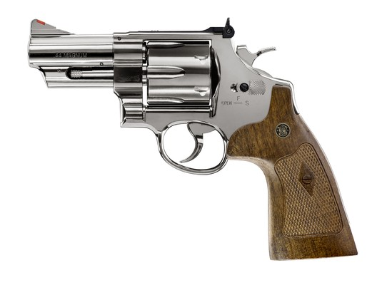 "Smith & Wesson M29 3"" CO2 Revolver"