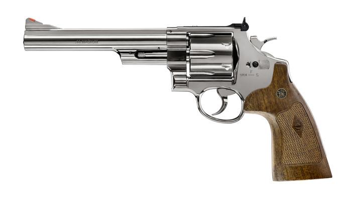 """Smith & Wesson M29 6.5"""" CO 2 Revolver"""