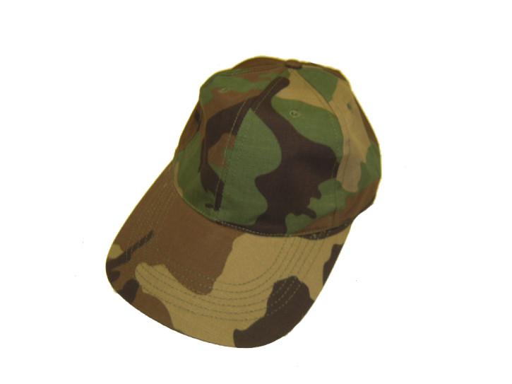 BASEBALL CAP BW Woodland