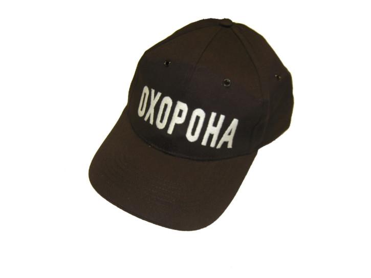 BASEBALL CAP SCHW. \'OXOPOHA\'