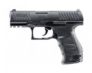 Walther PPQ Luftpistole cal. 4,5 mm (.177) Diabolo
