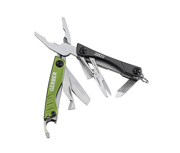Gerber Mini-Tool, DIME, grau-grün