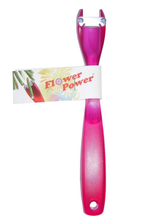 Flux Flower Power Blütenstengelschneider, pink