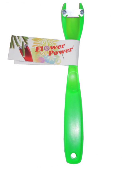 Flux Flower Power Blütenstengelschneider, grün