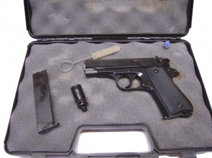 Erma EGP 45, 8mm Knall Sammlerstück
