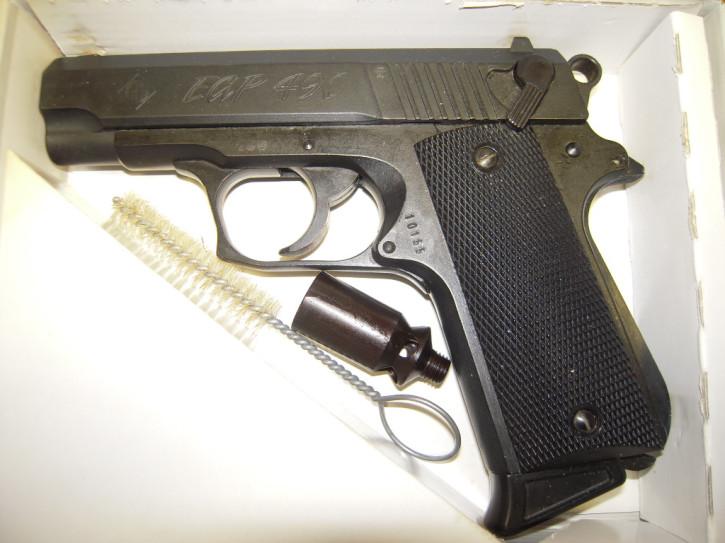 Erma EGP 490 9 mm PAK Sammlerpistole