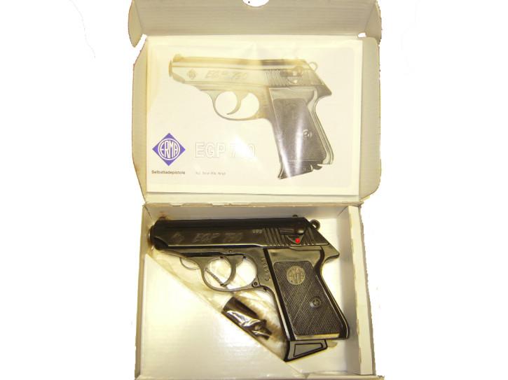 ERMA EGP 790 Gas-Signalwaffe, 9mm PAK