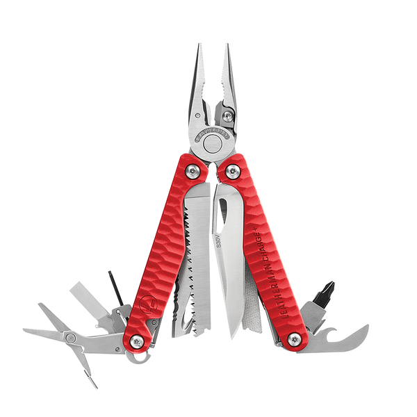 Leatherman Charge+ G10 rot