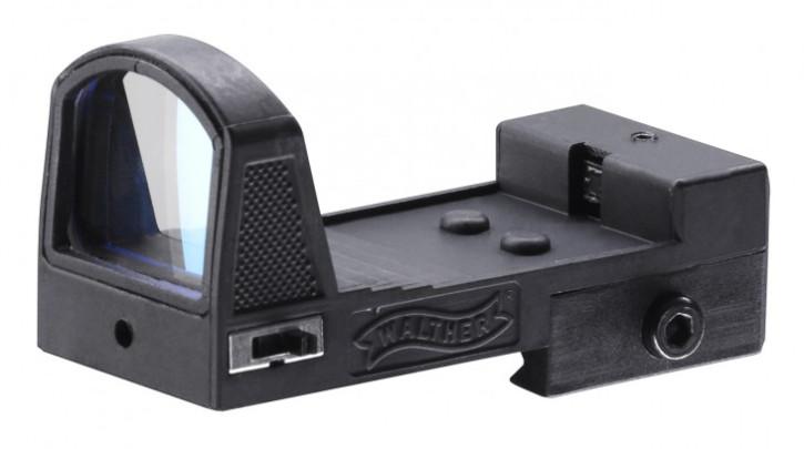 Walther ShotDot Pro Helligkeit regulierbar