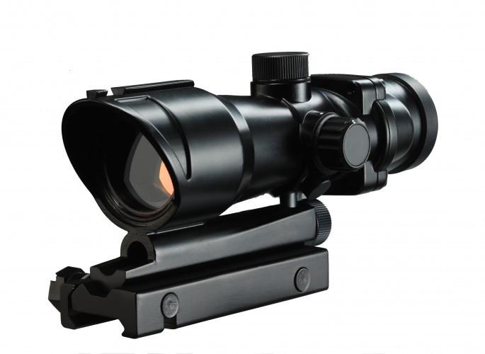 Walther PS44 Helligkeit in 5 Stufen regulierbar Leuchtvisier