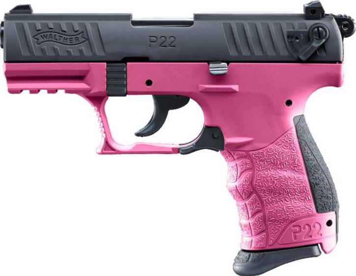 Walther P22Q, Wildberry Edition, Schreckschusswaffe