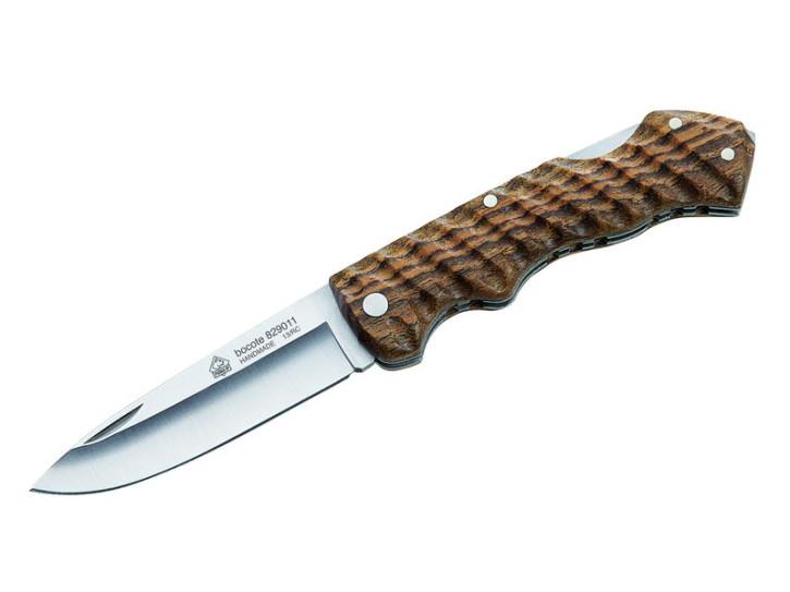 Puma IP Taschenmesser mit Bocoteholz-Griffschalen