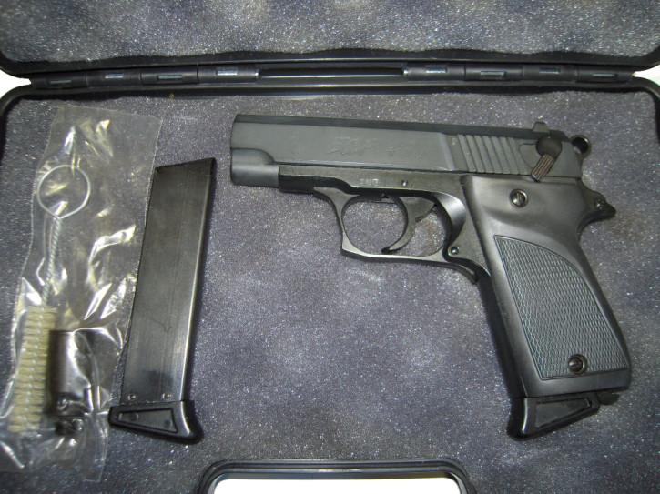 Erma EGP 490 im Kaliber 9 mm PAK Sammlerpistole