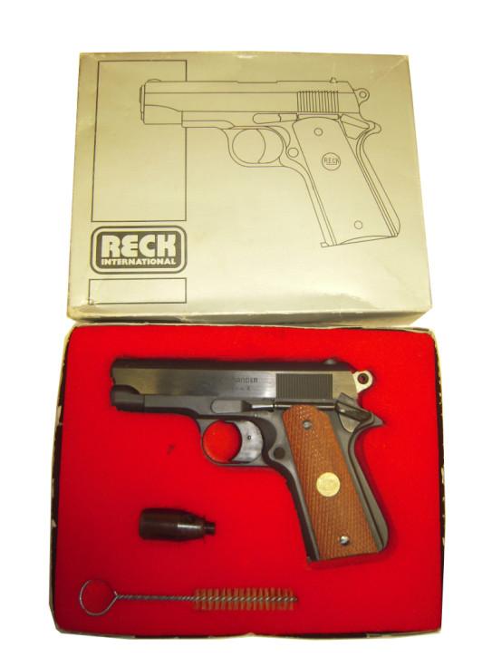 Reck Commander 8 mm Sammlerpistole
