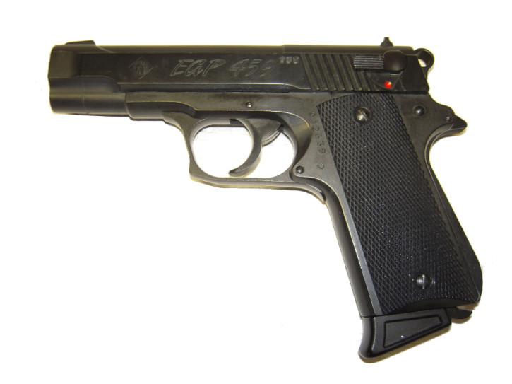Erma EGP 459, Kaliber 9mm P.A.K.