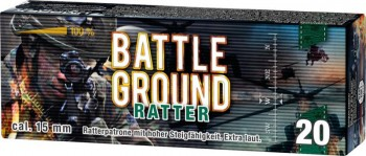 Umarex Battle Ground Ratter Feuerwerk