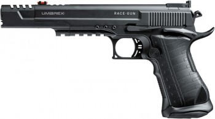Umarex Race Gun KIT, Kal. 4.5mm, brüniert