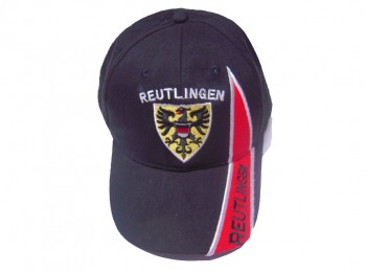 """Basecap mit \""""Reutlingen\"""" Aufdruck"""