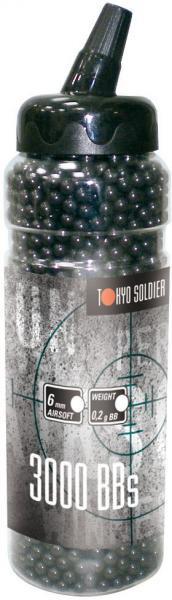 Tokio Soldier BB´s Premium Selection 0,2 g - 3000 Stück, s