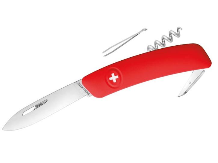 SWIZA Schweizer Messer D01, Stahl 440,orange