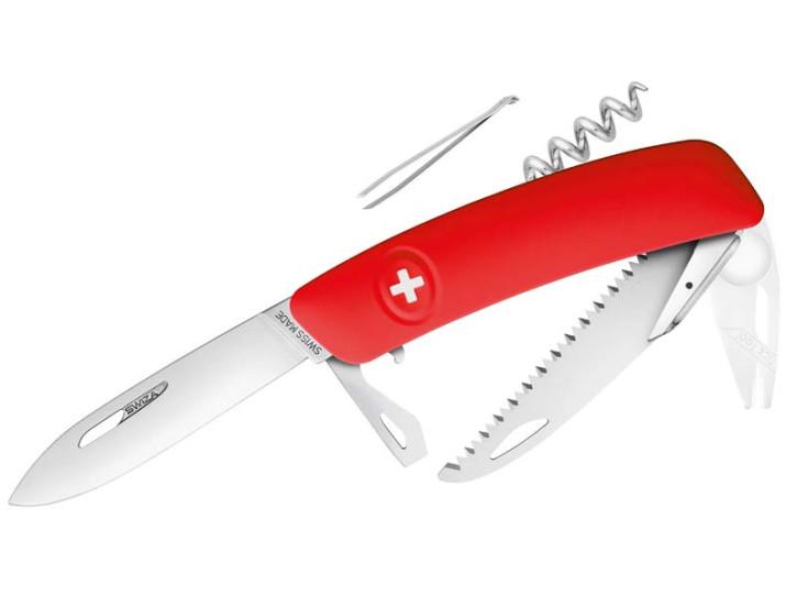 SWIZA Zeckenmesser Taschenmesser TT05
