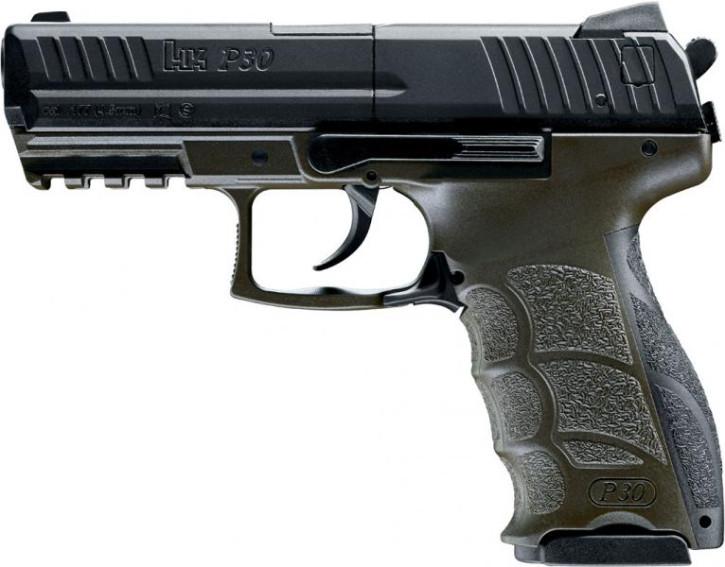 Heckler & Koch P30 ODG CO2 Luftpistole