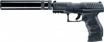 Walther PPQ M2, Navy Kit, 9mm P.A.K.