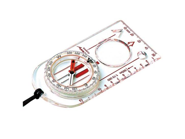 SUUNTO ARROW-30 Linealkompass, 360-Grad-Einteilung