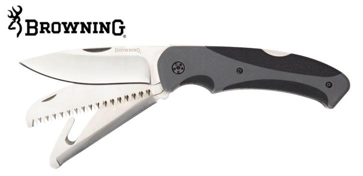 BROWNING Kodiak Messer 3-teilig
