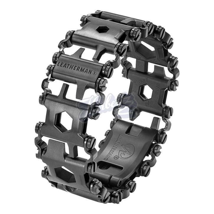Leatherman Multitool TREAD schwarz