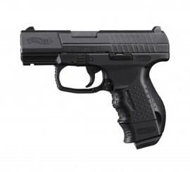 CP99 compact brüniert mit Polymer Griffstück 4,5mm BB
