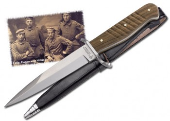 Der Legendäre Böker Grabendolch / Kampfmesser
