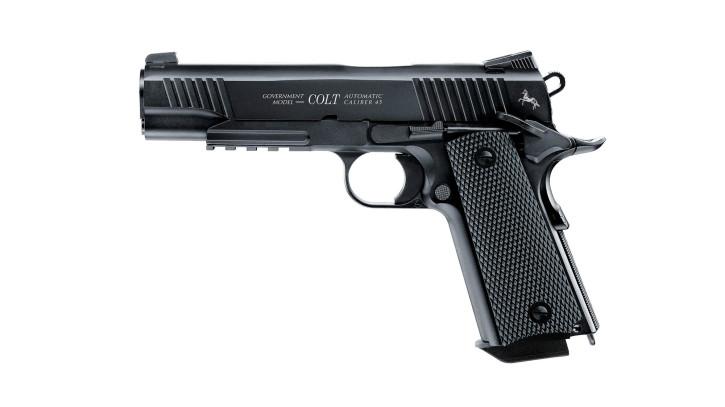 Colt M45 CQBP BLACK cal. 4,5 mm (.177) BB