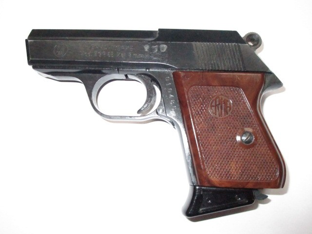 Erma EGP 65 Gaspistole (Sammlerwaffe)