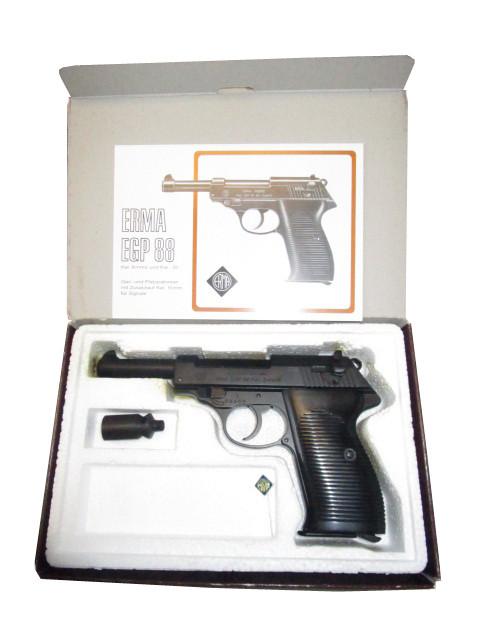 Erma EGP 88 Schreckschußpistole 8 mm