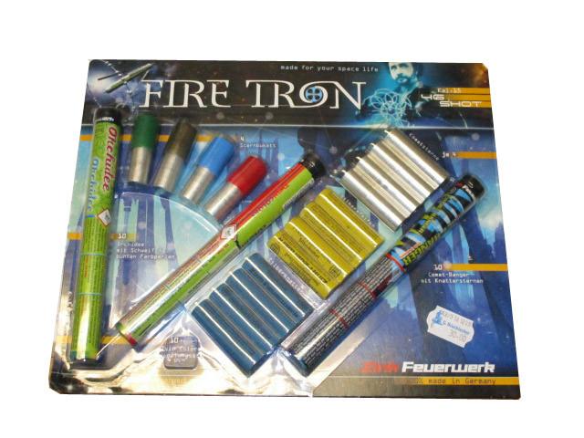 Zink Fire Tron Sortiment, 46 Teile